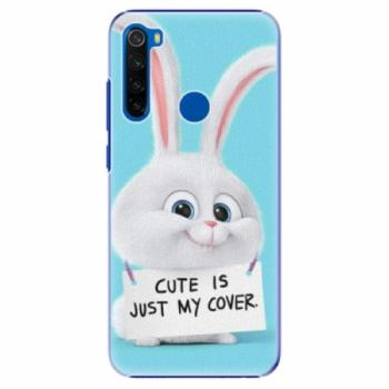Plastové pouzdro iSaprio - My Cover - Xiaomi Redmi Note 8T