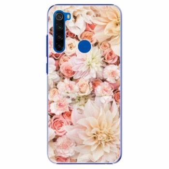 Plastové pouzdro iSaprio - Flower Pattern 06 - Xiaomi Redmi Note 8T