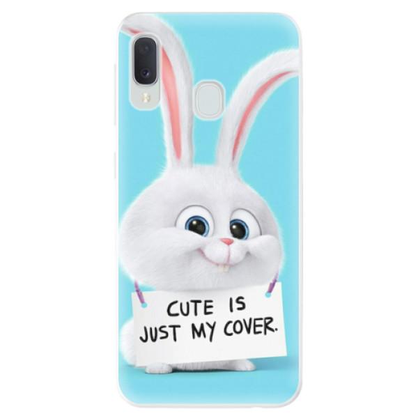 Odolné silikonové pouzdro iSaprio - My Cover - Samsung Galaxy A20e