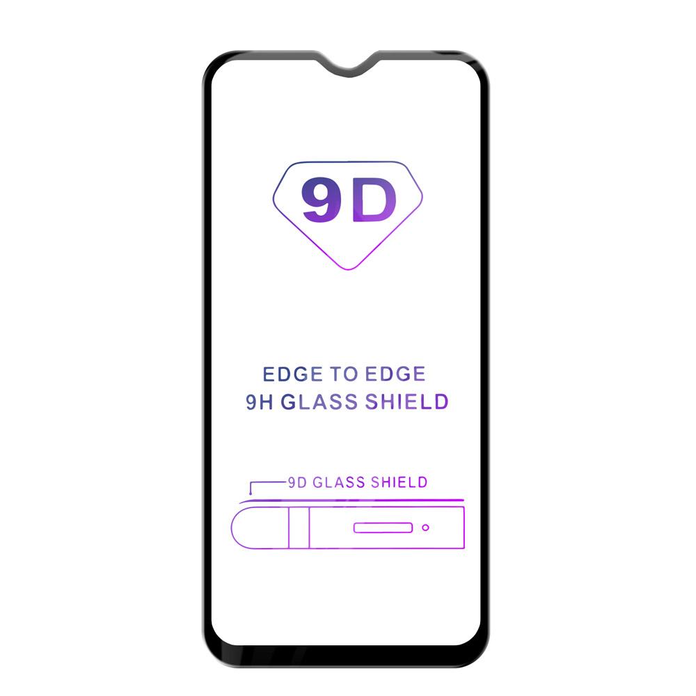 Tvrzené sklo iSaprio 9D BLACK pro Samsung Galaxy A10