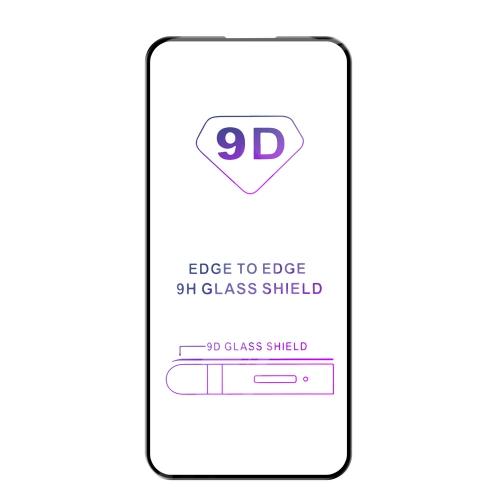 Tvrzené sklo iSaprio 9D BLACK pro Samsung Galaxy A71