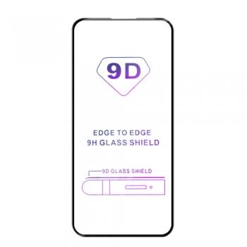 Tvrzené sklo iSaprio 9D BLACK pro Xiaomi Mi 9T