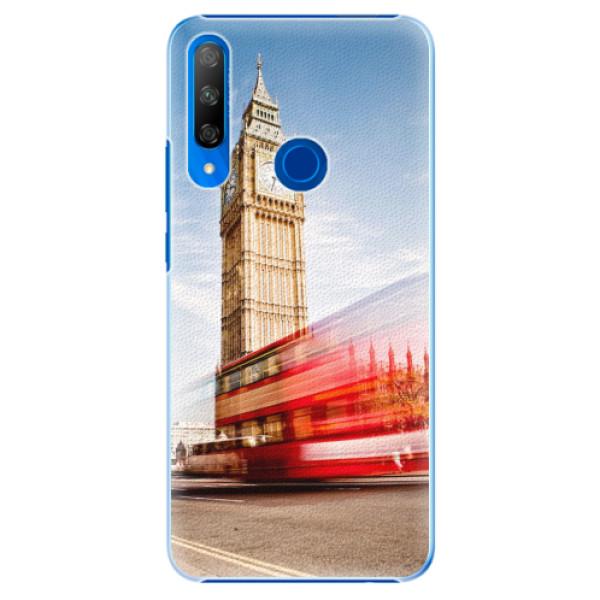 Plastové pouzdro iSaprio - London 01 - Huawei Honor 9X