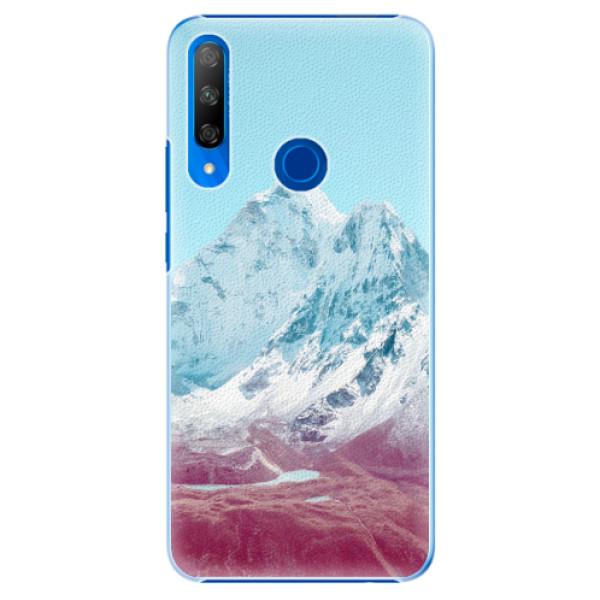 Plastové pouzdro iSaprio - Highest Mountains 01 - Huawei Honor 9X