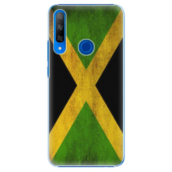 Plastové pouzdro iSaprio - Flag of Jamaica - Huawei Honor 9X