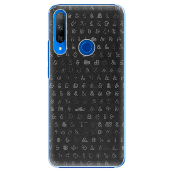 Plastové pouzdro iSaprio - Ampersand 01 - Huawei Honor 9X