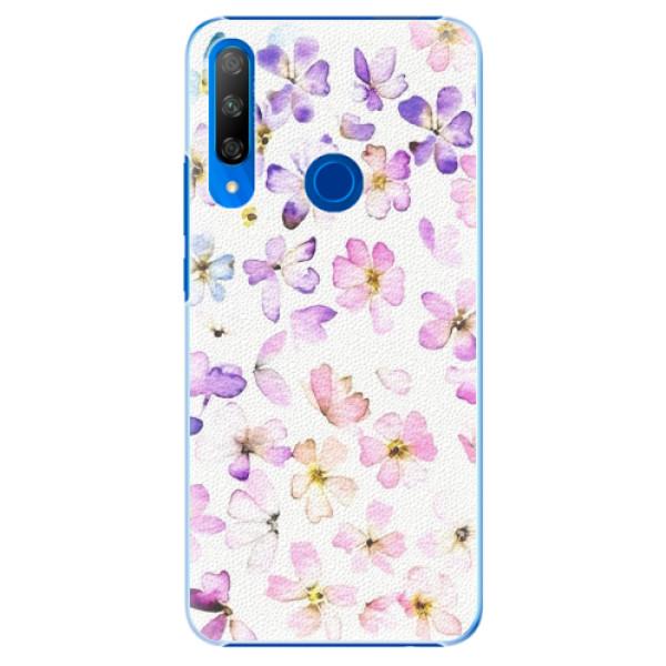 Plastové pouzdro iSaprio - Wildflowers - Huawei Honor 9X