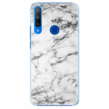Plastové pouzdro iSaprio - White Marble 01 - Huawei Honor 9X