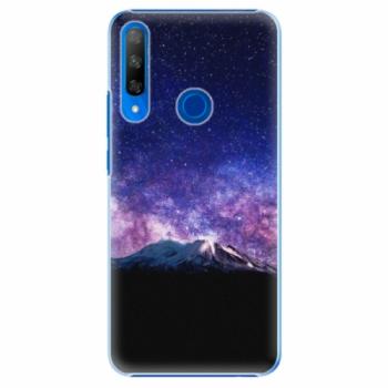 Plastové pouzdro iSaprio - Milky Way - Huawei Honor 9X