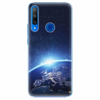 Plastové pouzdro iSaprio - Earth at Night - Huawei Honor 9X