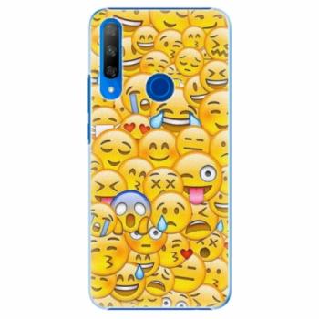 Plastové pouzdro iSaprio - Emoji - Huawei Honor 9X
