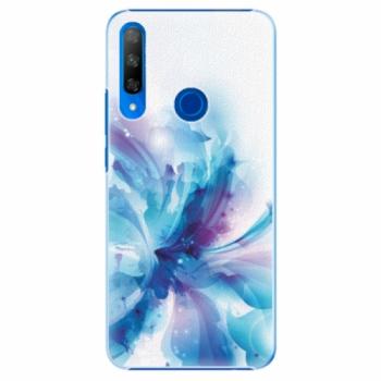 Plastové pouzdro iSaprio - Abstract Flower - Huawei Honor 9X
