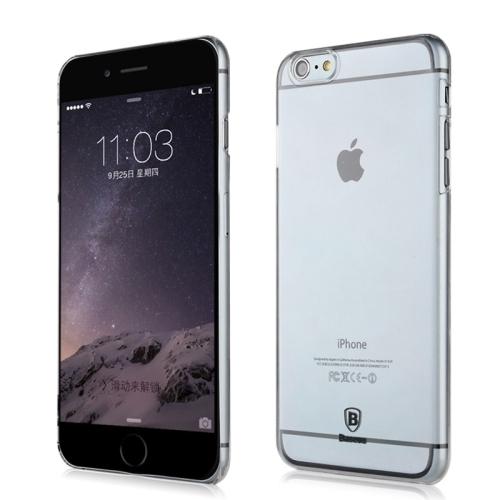 Plastový pevný kryt Baseus Hard Sky pro iPhone 6 Plus / 6S Plus průhledný