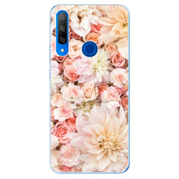 Odolné silikonové pouzdro iSaprio - Flower Pattern 06 - Huawei Honor 9X