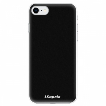 Plastové pouzdro iSaprio - 4Pure - černý - iPhone SE 2020