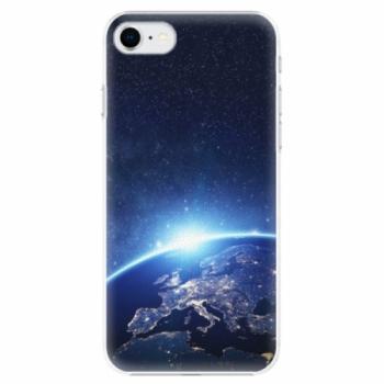 Plastové pouzdro iSaprio - Earth at Night - iPhone SE 2020