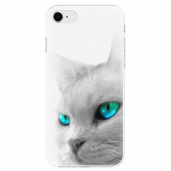 Plastové pouzdro iSaprio - Cats Eyes - iPhone SE 2020