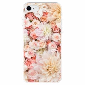 Plastové pouzdro iSaprio - Flower Pattern 06 - iPhone SE 2020