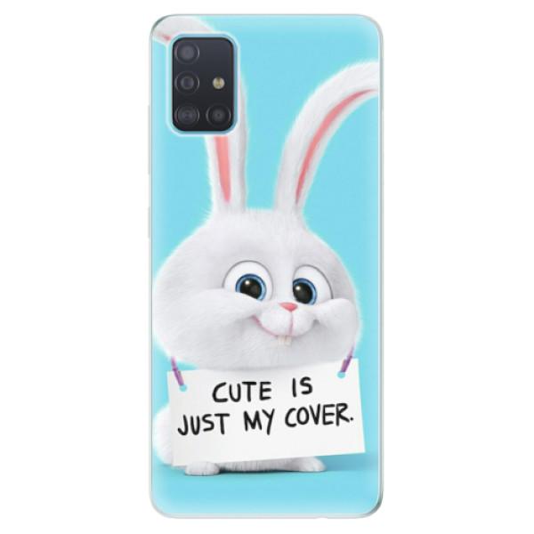 Odolné silikonové pouzdro iSaprio - My Cover - Samsung Galaxy A51