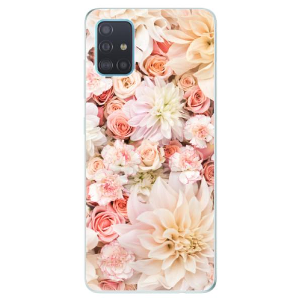 Odolné silikonové pouzdro iSaprio - Flower Pattern 06 - Samsung Galaxy A51