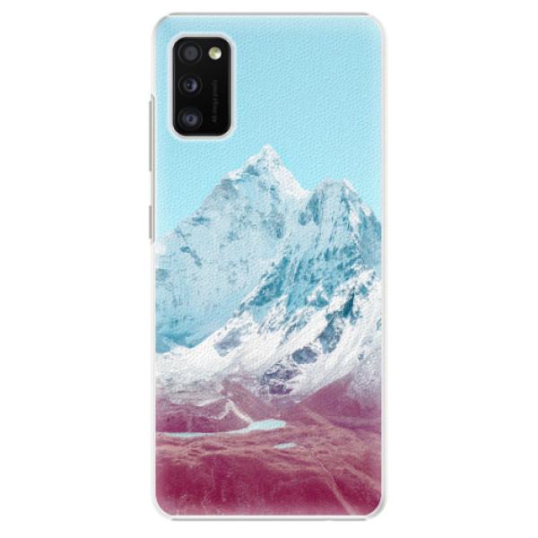 Plastové pouzdro iSaprio - Highest Mountains 01 - Samsung Galaxy A41