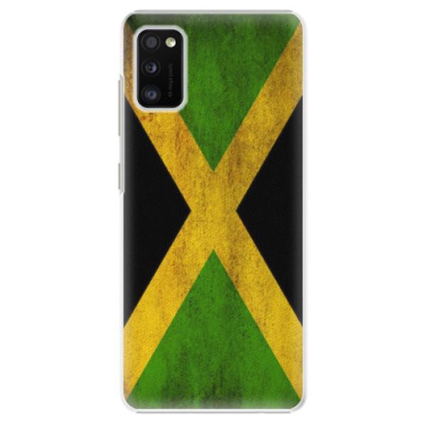 Plastové pouzdro iSaprio - Flag of Jamaica - Samsung Galaxy A41