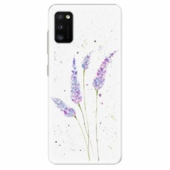 Plastové pouzdro iSaprio - Lavender - Samsung Galaxy A41