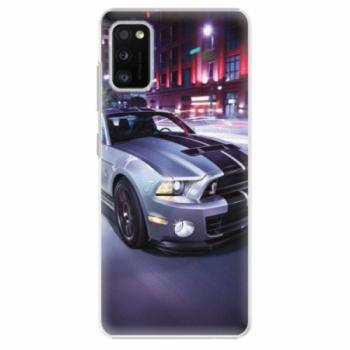 Plastové pouzdro iSaprio - Mustang - Samsung Galaxy A41