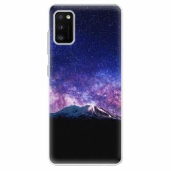 Plastové pouzdro iSaprio - Milky Way - Samsung Galaxy A41