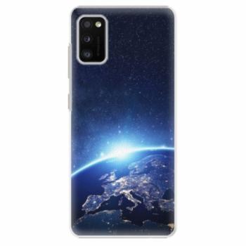 Plastové pouzdro iSaprio - Earth at Night - Samsung Galaxy A41
