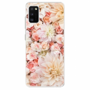 Plastové pouzdro iSaprio - Flower Pattern 06 - Samsung Galaxy A41