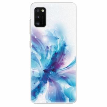 Plastové pouzdro iSaprio - Abstract Flower - Samsung Galaxy A41