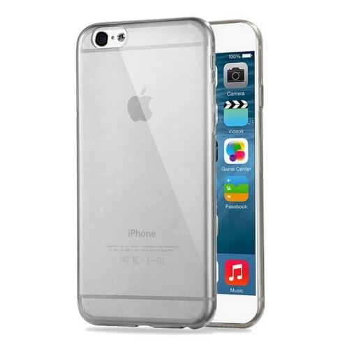 Pružný kryt HAWEEL 0.3mm Zero pro iPhone 6 Plus / 6S Plus šedý