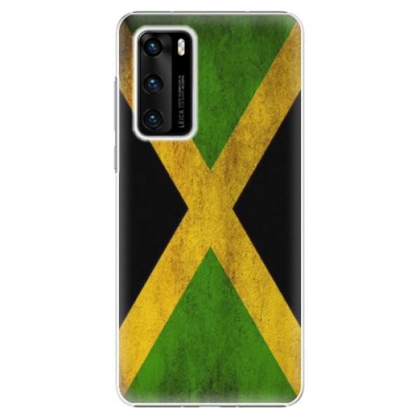 Plastové pouzdro iSaprio - Flag of Jamaica - Huawei P40