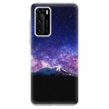 Plastové pouzdro iSaprio - Milky Way - Huawei P40