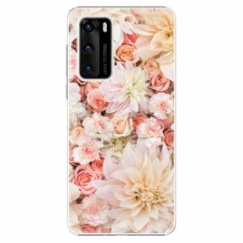 Plastové pouzdro iSaprio - Flower Pattern 06 - Huawei P40