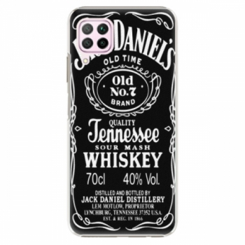 Plastové pouzdro iSaprio - Jack Daniels - Huawei P40 Lite