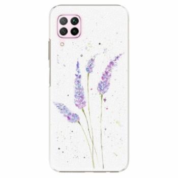 Plastové pouzdro iSaprio - Lavender - Huawei P40 Lite
