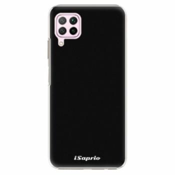 Plastové pouzdro iSaprio - 4Pure - černý - Huawei P40 Lite