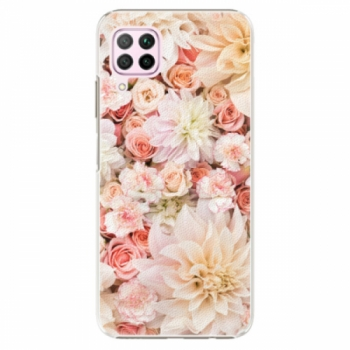 Plastové pouzdro iSaprio - Flower Pattern 06 - Huawei P40 Lite