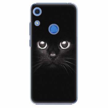 Plastové pouzdro iSaprio - Black Cat - Huawei Y6s