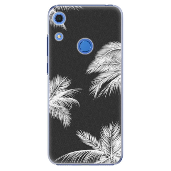 Plastové pouzdro iSaprio - White Palm - Huawei Y6s