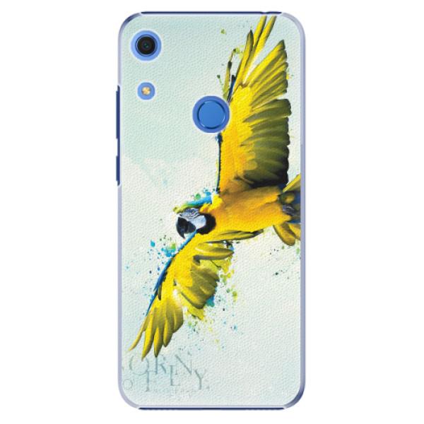 Plastové pouzdro iSaprio - Born to Fly - Huawei Y6s