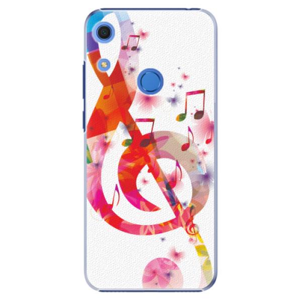 Plastové pouzdro iSaprio - Love Music - Huawei Y6s