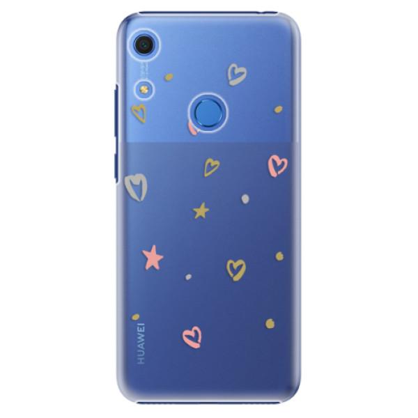 Plastové pouzdro iSaprio - Lovely Pattern - Huawei Y6s
