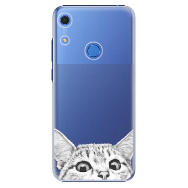Plastové pouzdro iSaprio - Cat 02 - Huawei Y6s