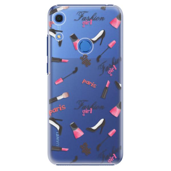 Plastové pouzdro iSaprio - Fashion pattern 01 - Huawei Y6s