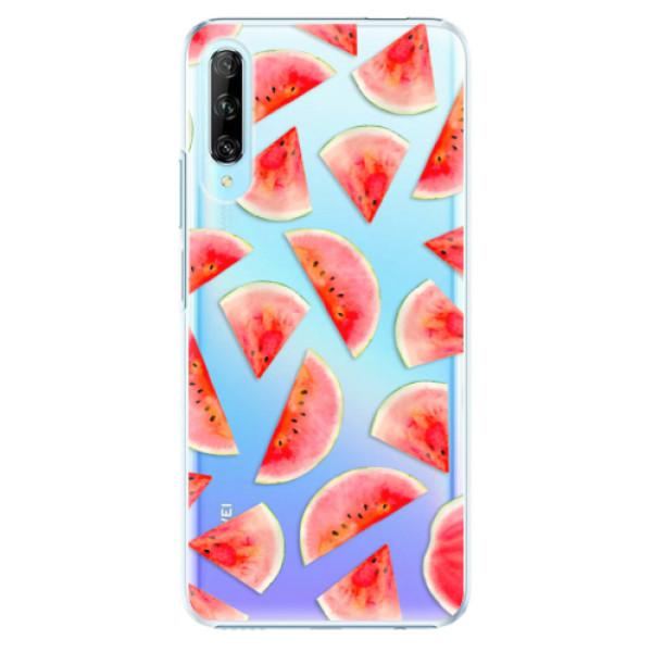 Plastové pouzdro iSaprio - Melon Pattern 02 - Huawei P Smart Pro