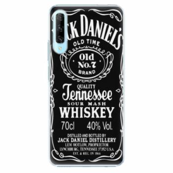 Plastové pouzdro iSaprio - Jack Daniels - Huawei P Smart Pro