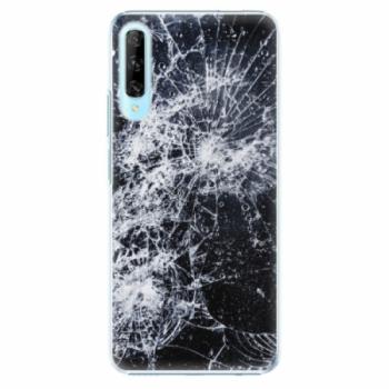 Plastové pouzdro iSaprio - Cracked - Huawei P Smart Pro